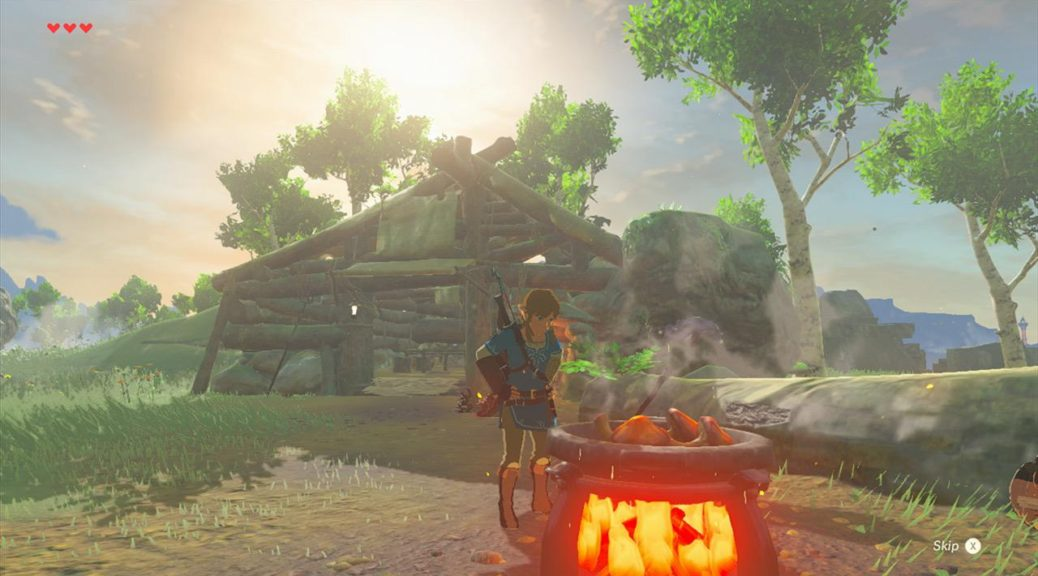 World's First Switch Emulator Now Capable Of Running Breath Of The