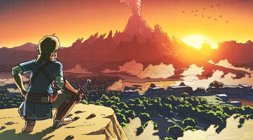 Japan: Breath Of The Wild Is Now The Bestselling Legend Of Zelda