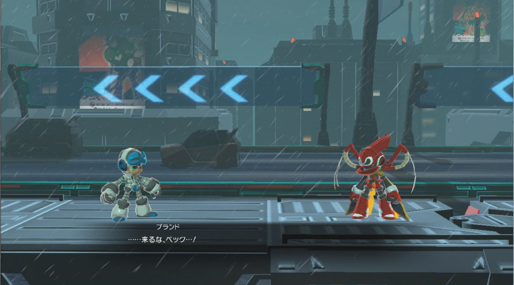 Work On Mighty No 9 For Nintendo 3ds Just Resumed Nintendosoup