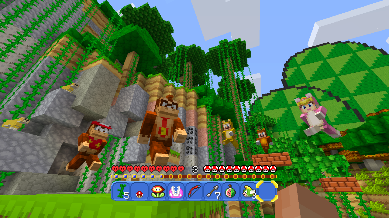 The Next Update Of Minecraft Will Let You Transfer Your Wii U Worlds