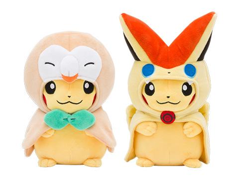 Pokemon Center Tohoku Renewal commemorative merch announced