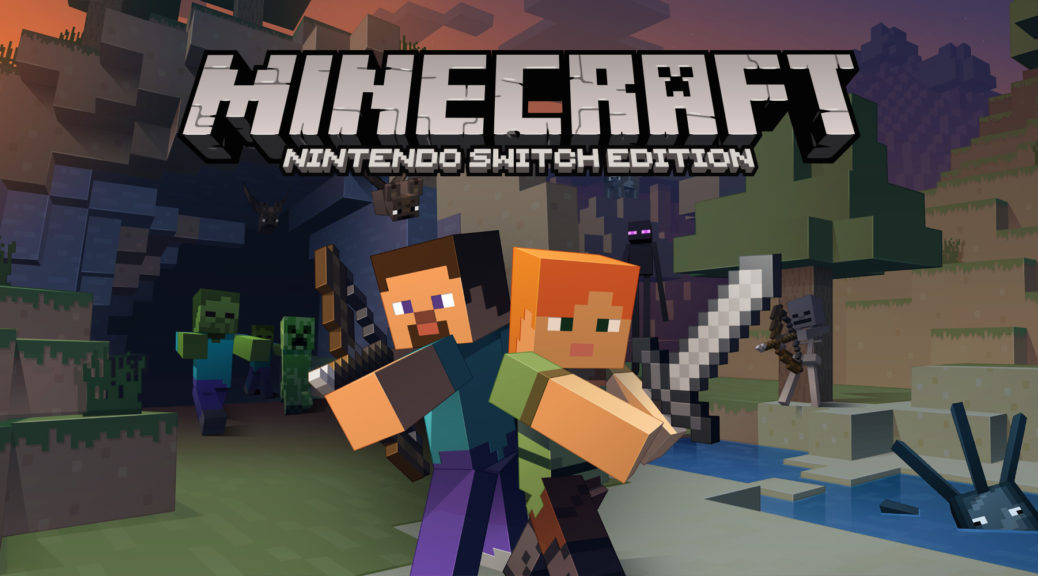 New Minecraft Patch Brings Tons Of Updates To The Switch And Wii U