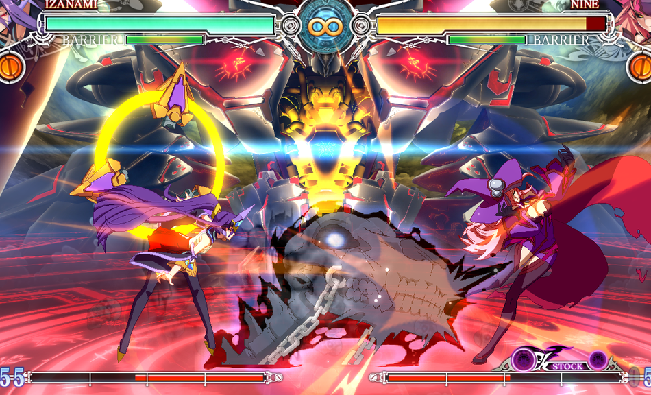 BlazBlue Cross Tag Battle's Character Pack 1 Will Be Free