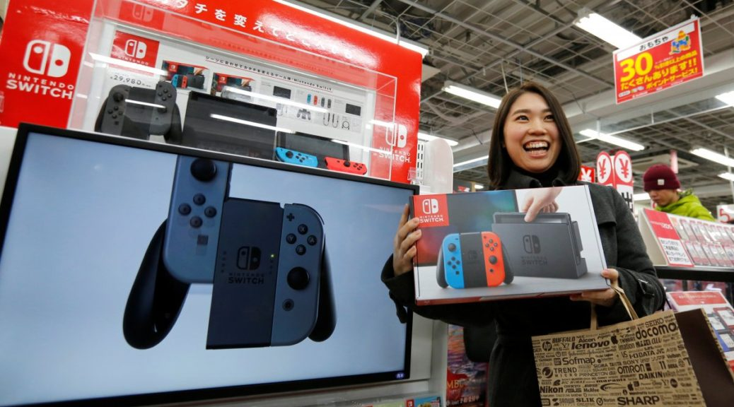 Guide: Where To Buy A Nintendo Switch In Japan | NintendoSoup