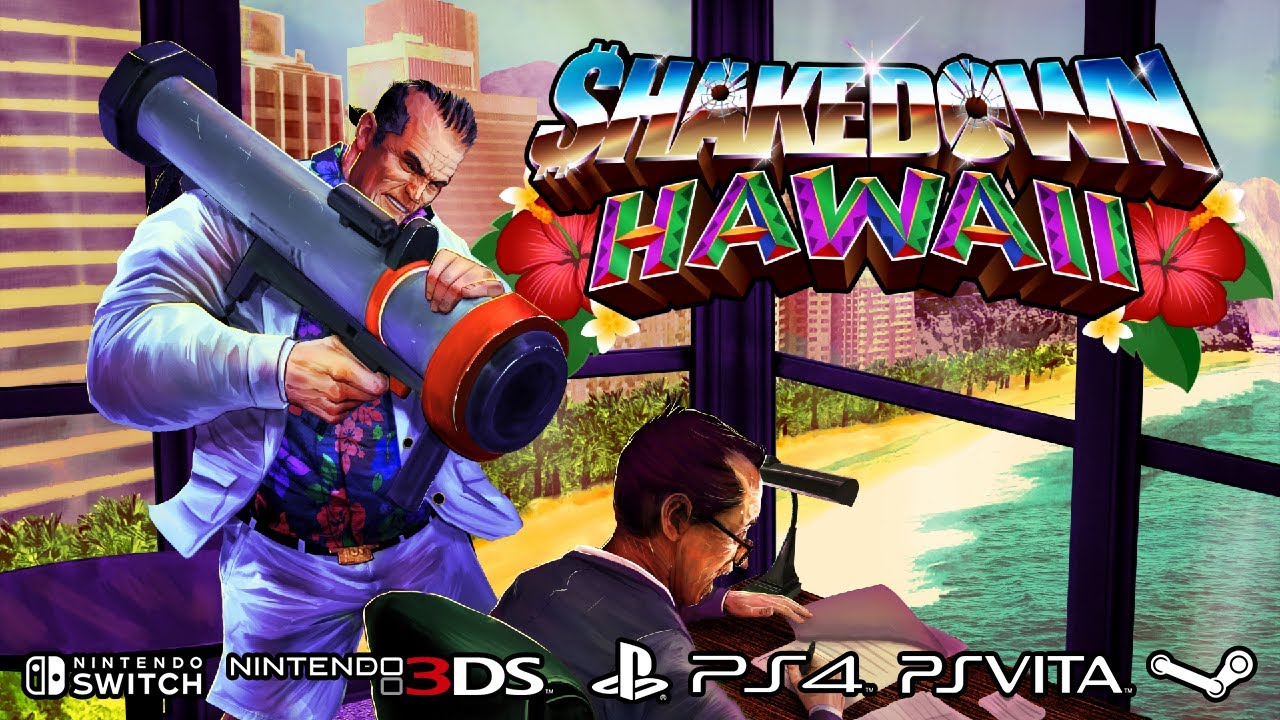 Shakedown: Hawaii Could be Coming To Wii U