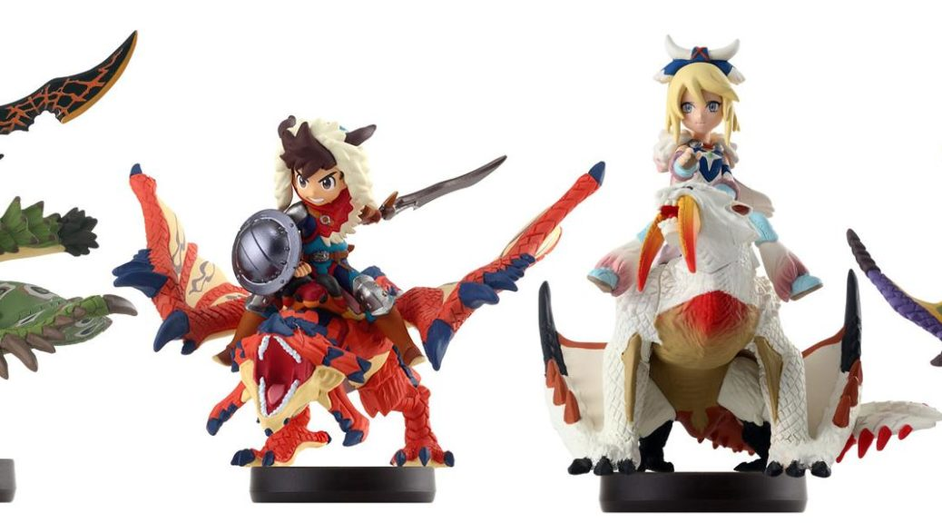 monster hunter stories amiibo not seeing release in the west