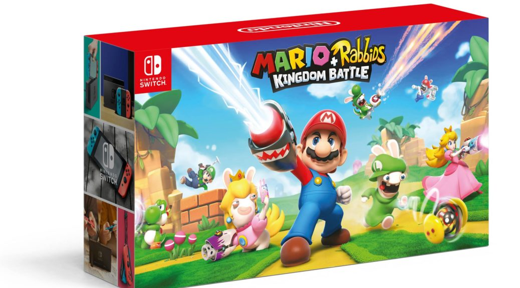 ec0d6543a21c Here s Why Mario + Rabbids  Kingdom Battle Lacks Online Multiplayer ...