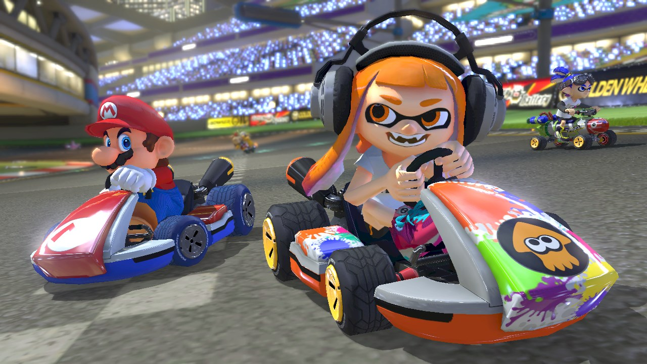 Buy A Nintendo Switch And Get Mario Kart 8 Deluxe For Free