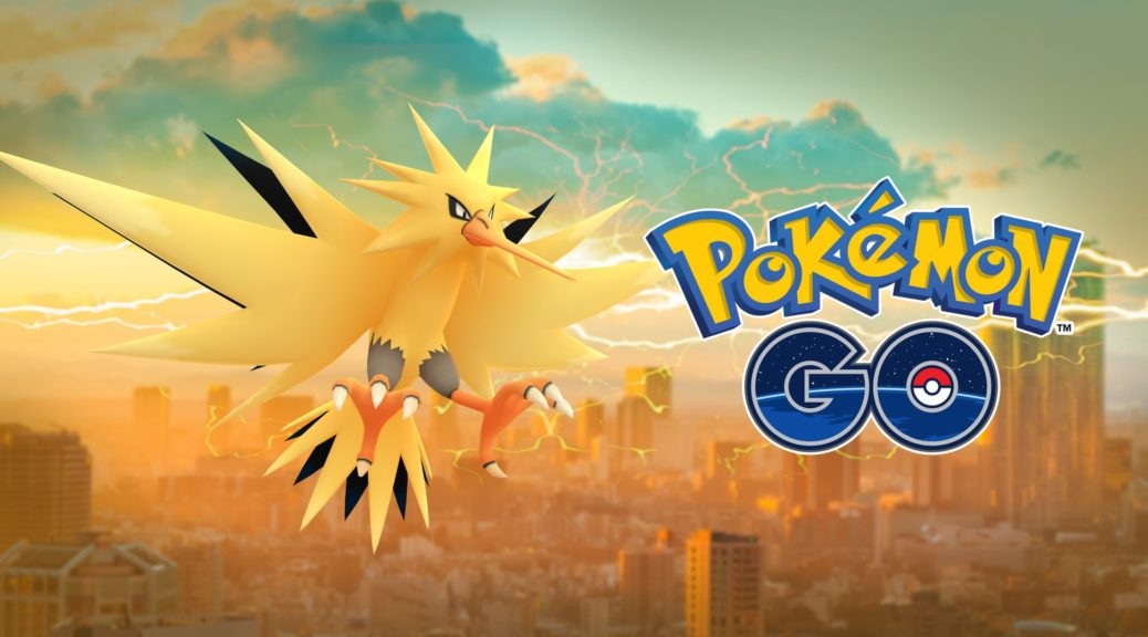 Official Pokemon GO Twitter Account Calls Zapdos A Fire Type