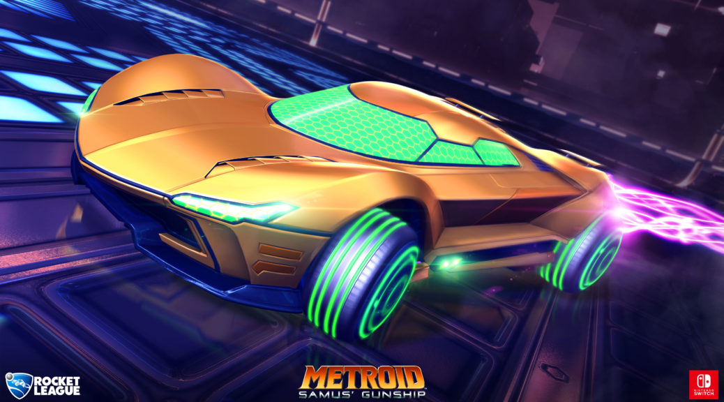 crates and keys system will be included in rocket league on switch