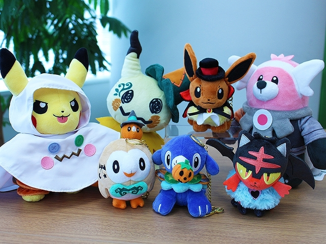 it s halloween time a look at pokemon center s 2017 halloween