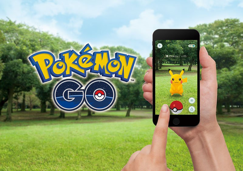 You Can Soon Login To Pokemon GO With Your Facebook Account