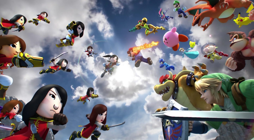 Super Smash Bros  For Nintendo 3DS Has Turned 3 Years Old | NintendoSoup