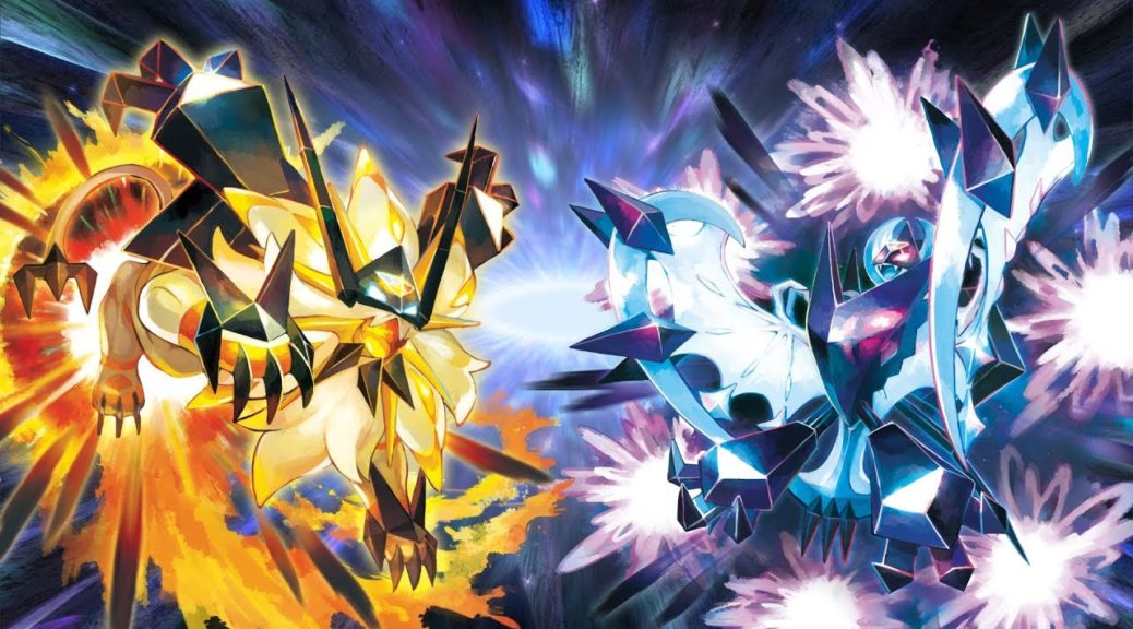 Ultra Sun And Ultra Moon Are The Worst Reviewed Pokemon Games In