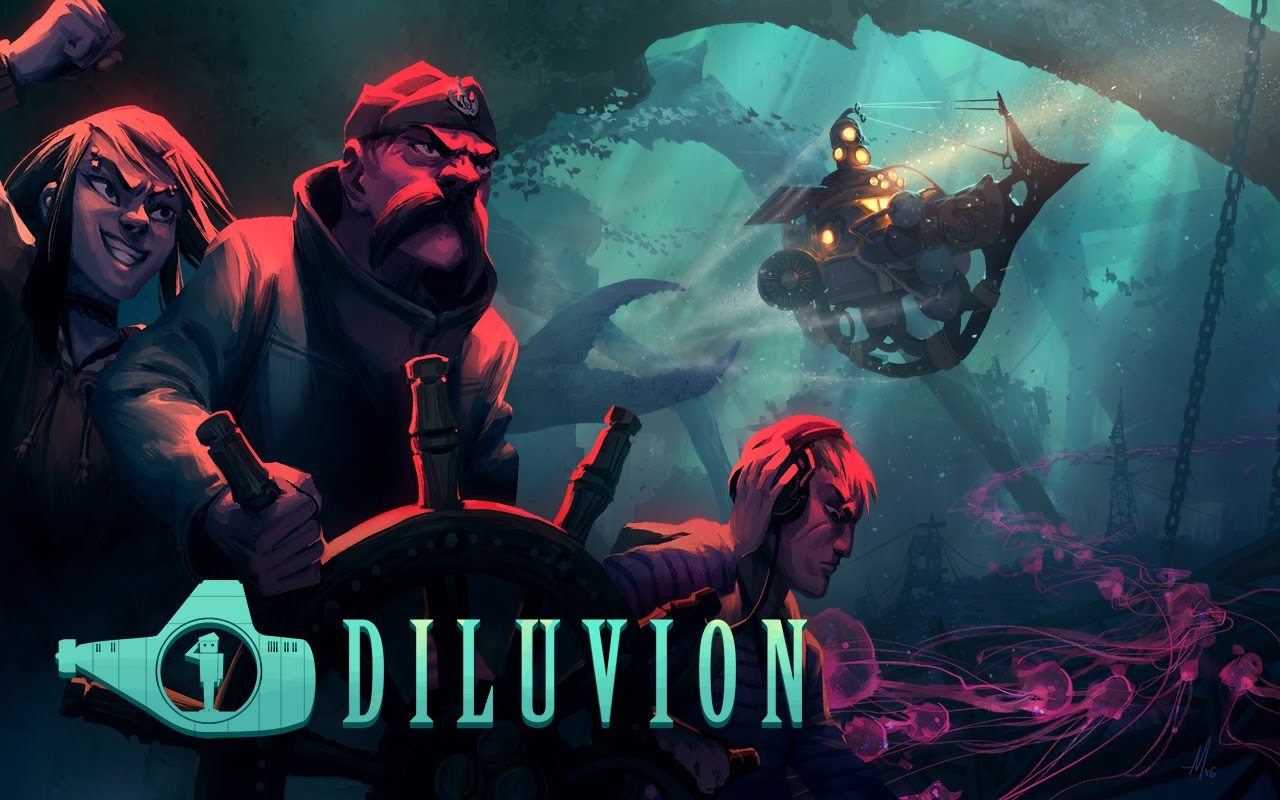 Diluvion Is On The Way To Nintendo Switch Nintendosoup 2 Animation