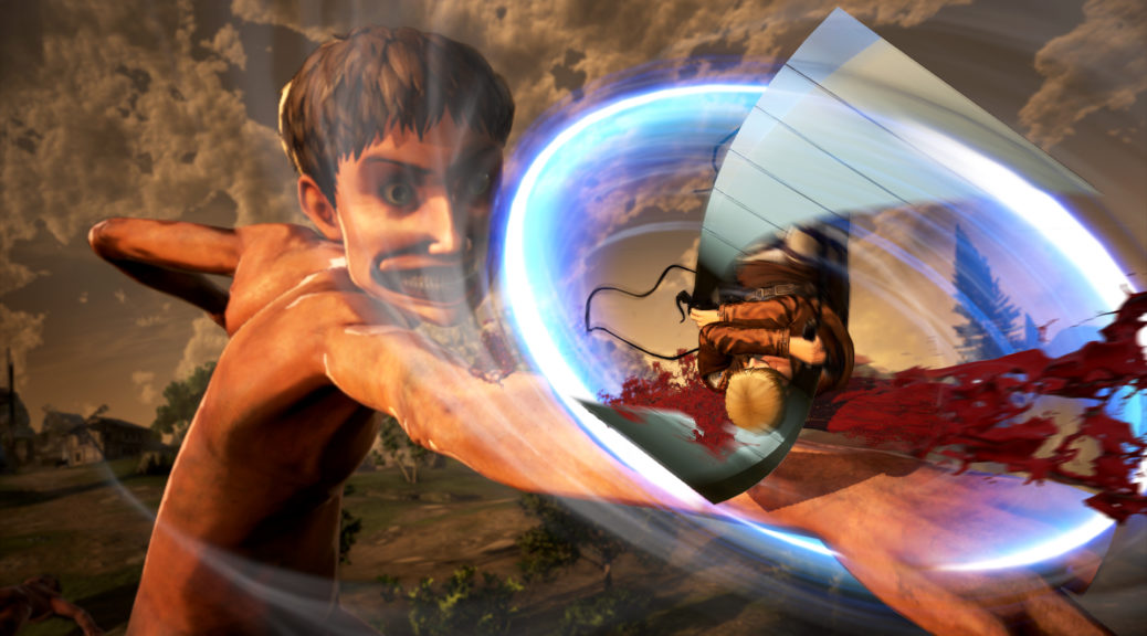 Images Of Attack On Titan Game Play Online