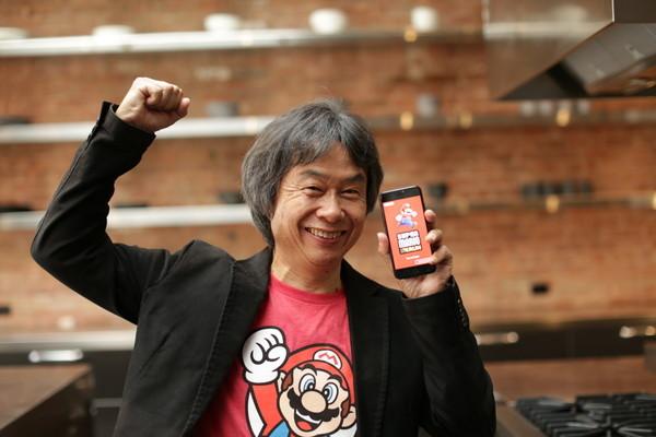 Happy 66th Birthday, Shigeru Miyamoto!