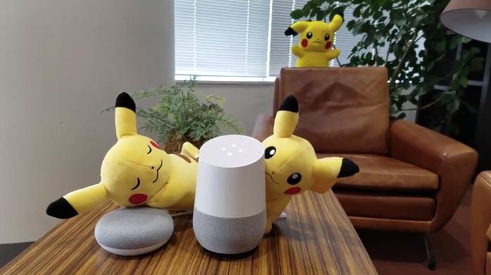how to add pikachu talk