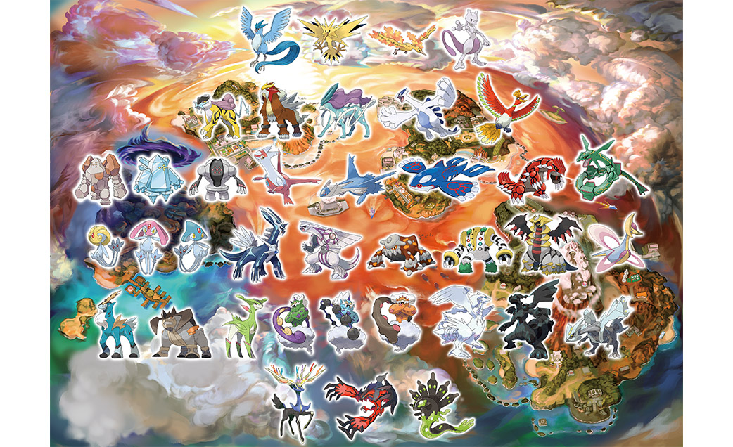 Every Single Legendary Pokemon Will Be Catchable In Pokemon Ultra Sun And Ultra Moon Nintendosoup