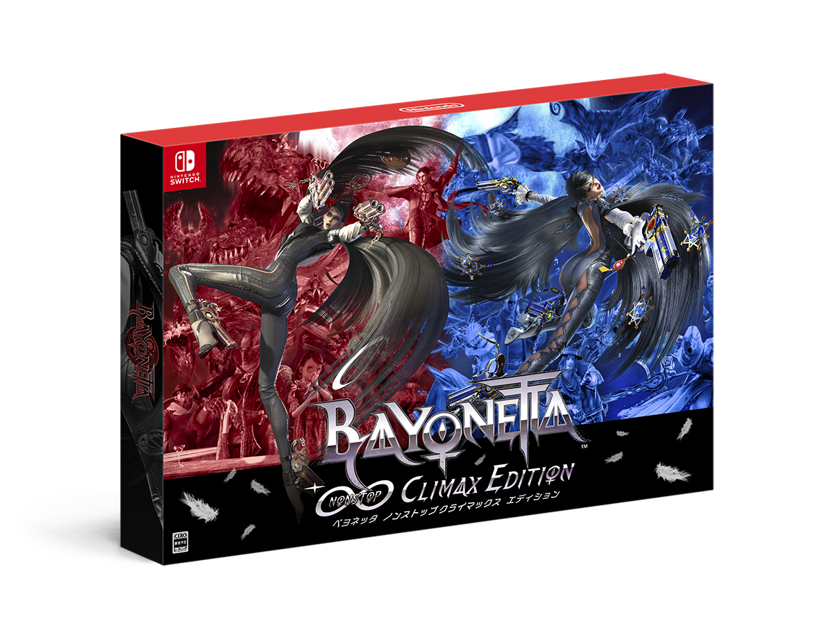 Japan Bayonetta Non Stop Climax Edition Will Support English Switch Xenoblade Chronicles 2 Us Nintendosoup