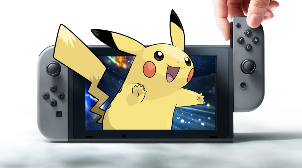 pokemon on switch