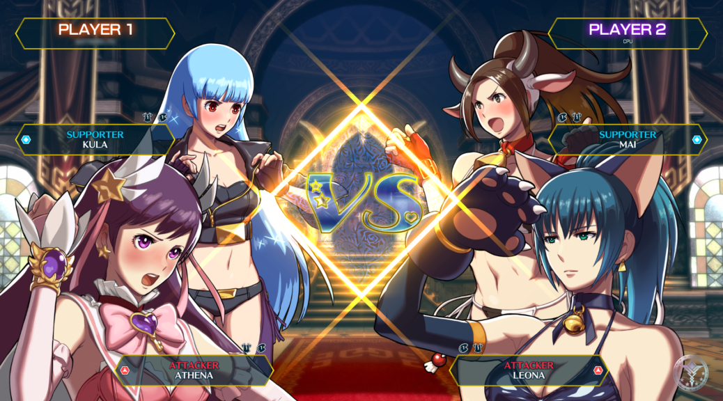 Snk Heroines Tag Team Frenzy Was Originally A Ps4 Exclusive