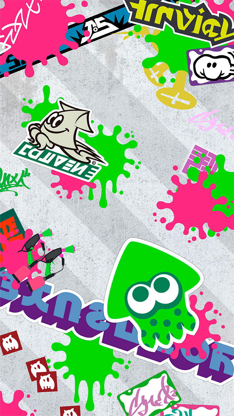 Nintendo Releases Wallpapers For Sheikah Slate And Splatoon 2