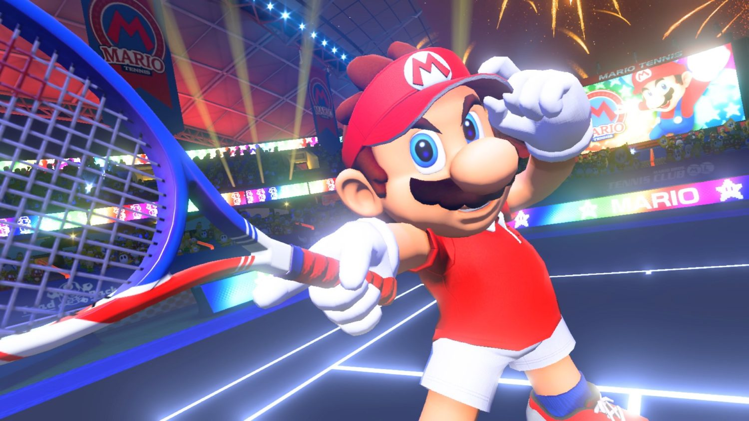 Unexpected Nintendo Character Referenced In Mario Tennis Aces Code
