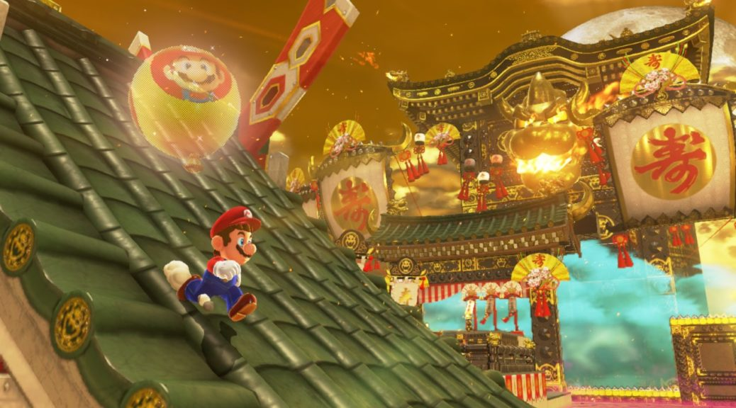 Super Mario Odyssey Now Runs Consistently At 60 FPS On An