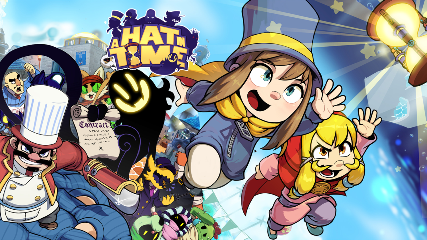 A Hat In Time Switch Physical Release Delayed To November 8th