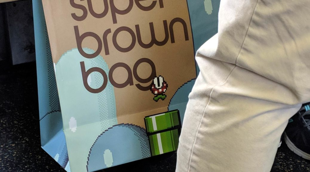 8cd0d103fb Bloomingdales X Nintendo Purchases Comes In Nicely Designed Super Mario  World Bag | NintendoSoup