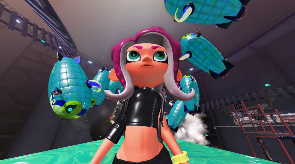 Splatoon 2 Update Now Out Brings Octo Expansion Nintendosoup