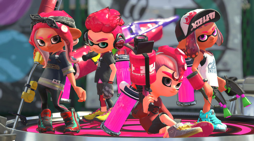 a tsunami of cheaters have invaded splatoon 2 nintendosoup