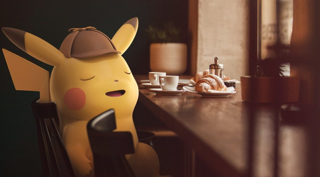 Detective Pikachu S Coffee Addiction Answered Nintendosoup