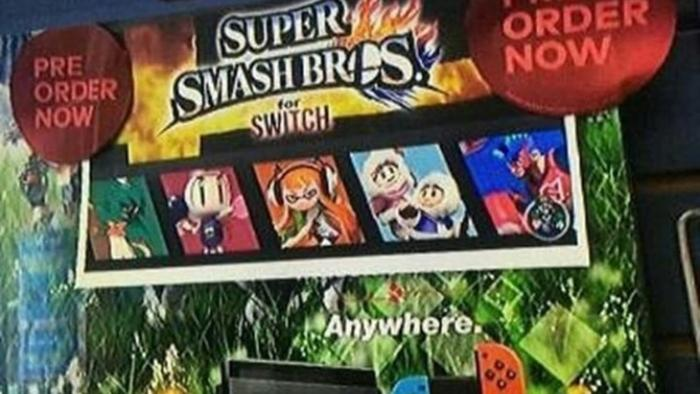 smash bros ultimate collectors edition pre order