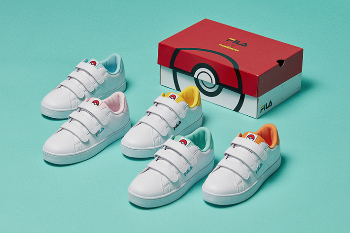 d2fa6afcde760 The FILA X Pokemon Court Deluxe shoes are now available for purchase on the  official South Korean FILA store. Ships within South Korea only.