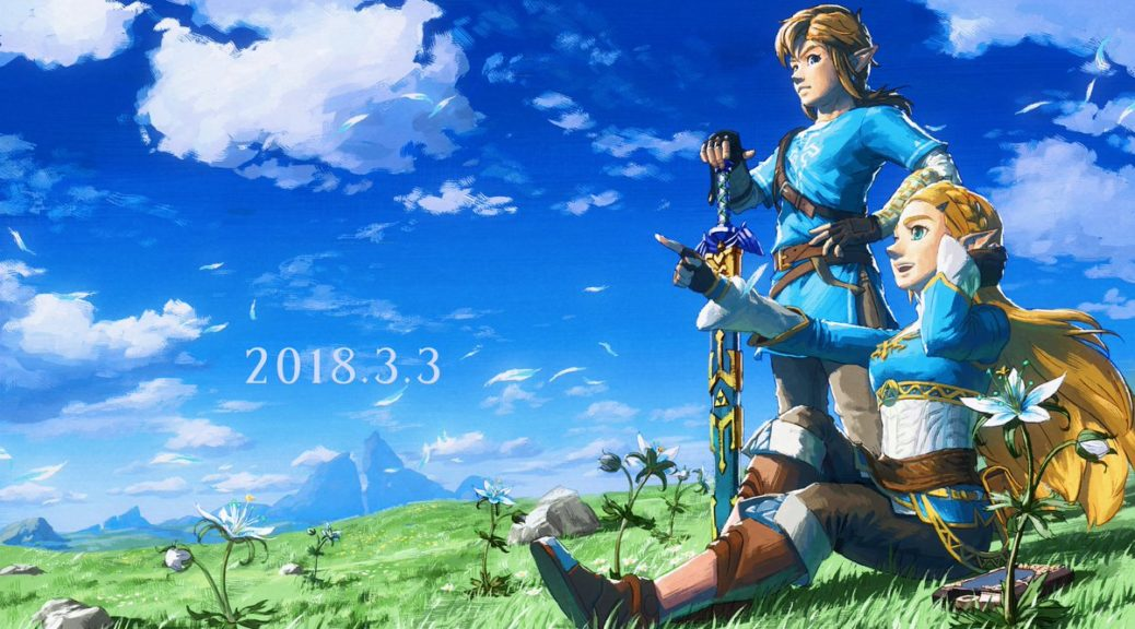 Aonuma: There's A Chance The Next Legend Of Zelda Is On