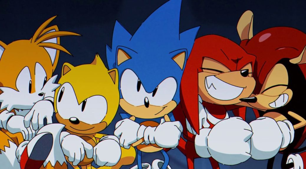 Sonic Movie Teaser Shown Off At Paramounts Comic Con Experience