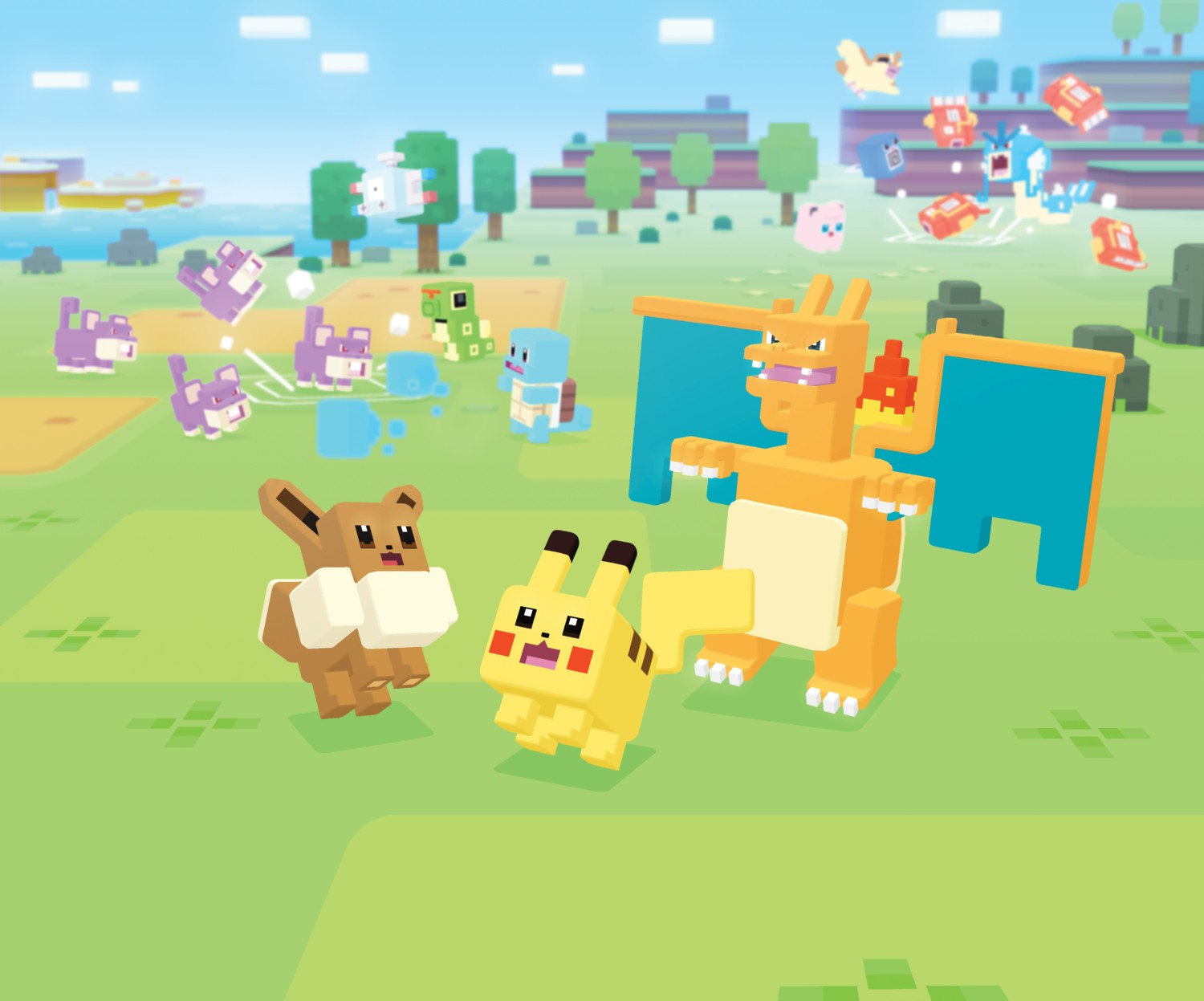 Pokemon Quest Will Launch With PVP System In China