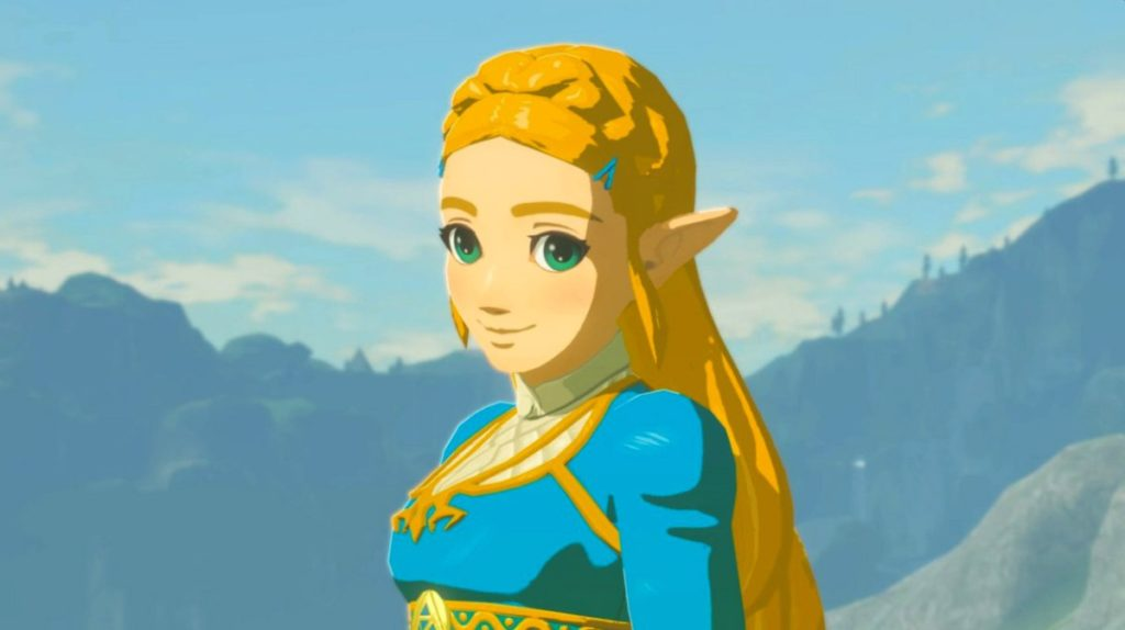 Breath Of The Wild Modders Give Playable Zelda A Voice