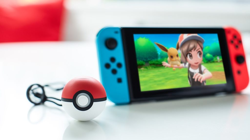 pokemon let s go will feature online multiplayer switch online not