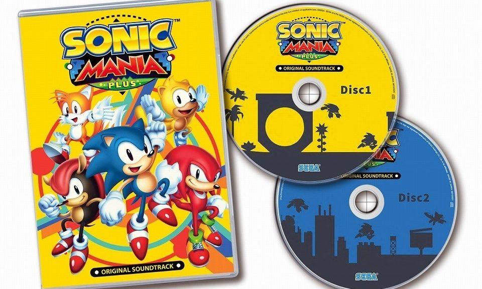 Closer Look Inside The Japanese Version Of Sonic Mania Plus