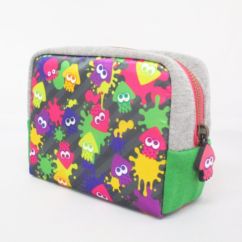 Another Splatoon 2 Square Pouch On The Way To Japan Nintendosoup Switch Quick Splatoon2