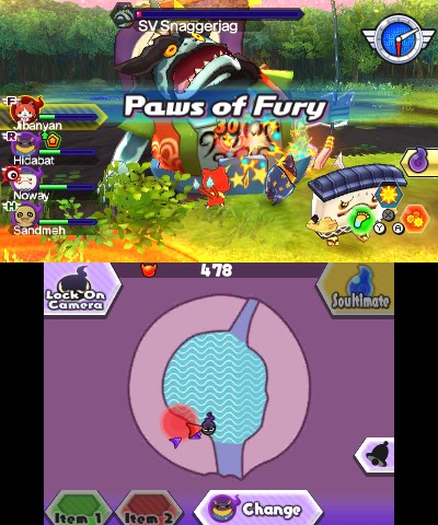 Yo-Kai Watch Blasters Heading To The West On September 7