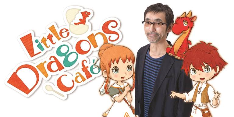 Meet Little Dragons Cafe Creator Yasuhiro Wada At Anime Expo 2018