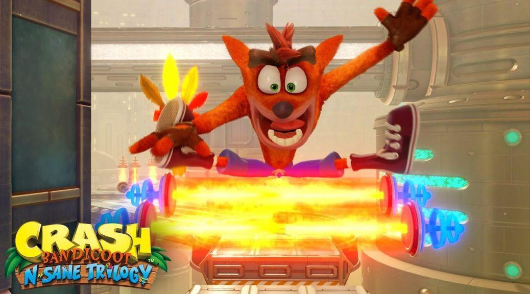 crash bandicoot n sane trilogy 1