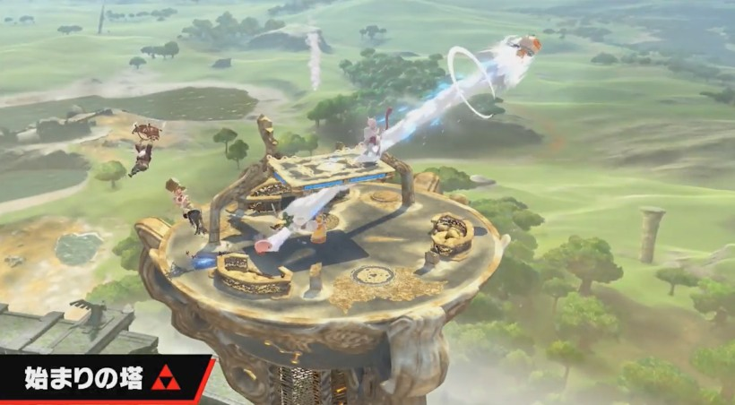 Not All Stages To Return In Super Smash Bros  Ultimate | NintendoSoup