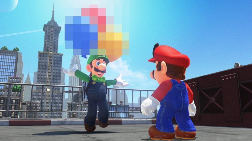 Mario bros cartoon porn