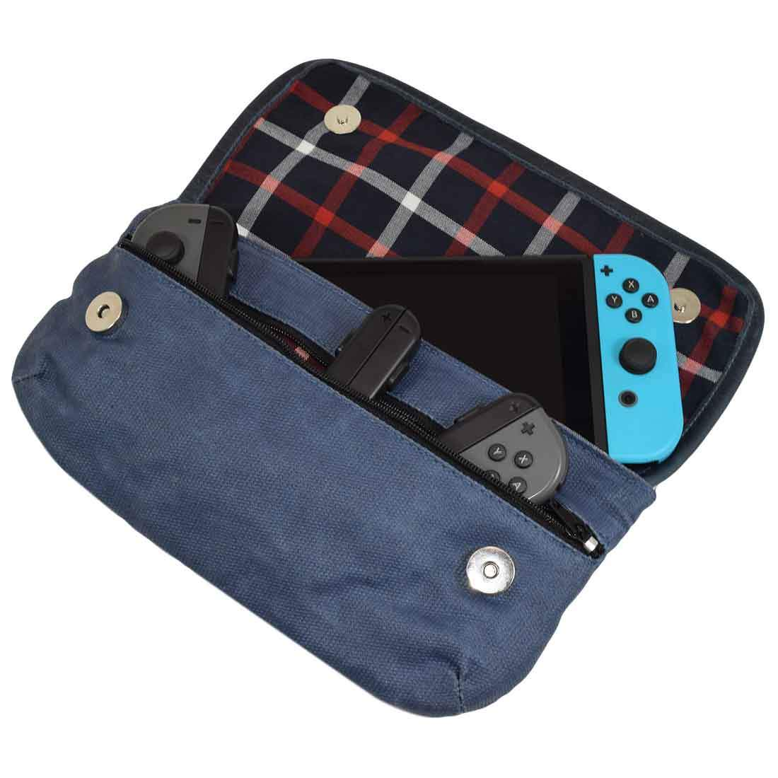 Hide And Drink Launches Hand Made Switch Pouches Nintendosoup Quick Pouch Splatoon2 You Can Check Out The From Here