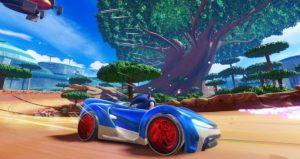 Team Sonic Racings